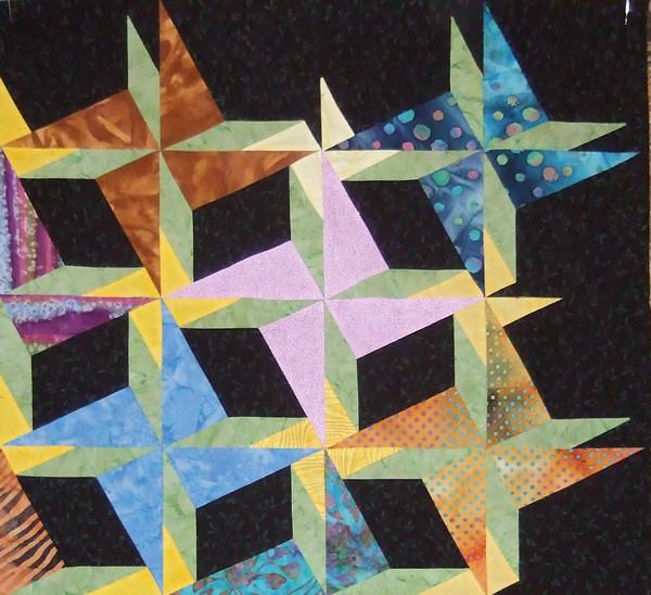 Cutting Fabric Using Cardboard Templates – Nori's Stuff : quilt cutting templates - Adamdwight.com